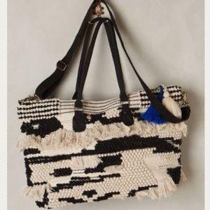 Anthropologie Tanager Weekender Bag